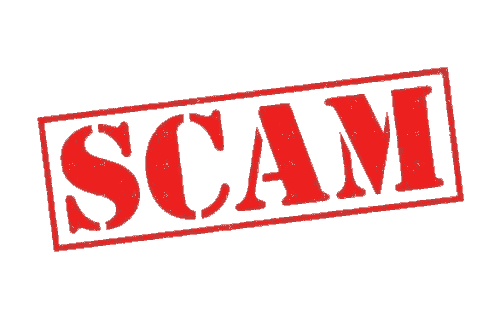 Is the site being review a scam ?