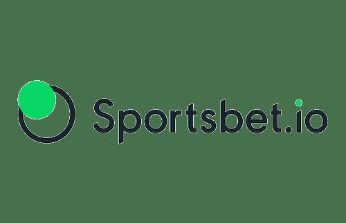 Logo sportsbet.io leader in crypto sports betting